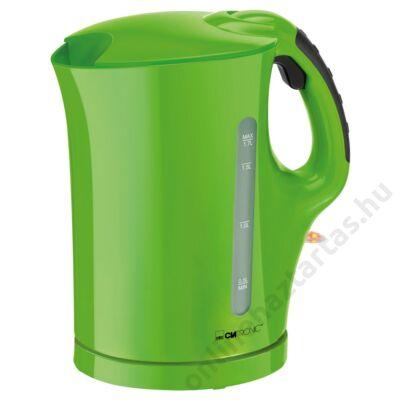 Clatronic WK 3445 zöld 1,7L 2200W vízforraló
