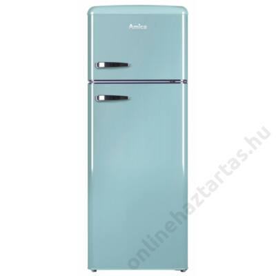 Amica-KGC-15632T-Retro-hűtő