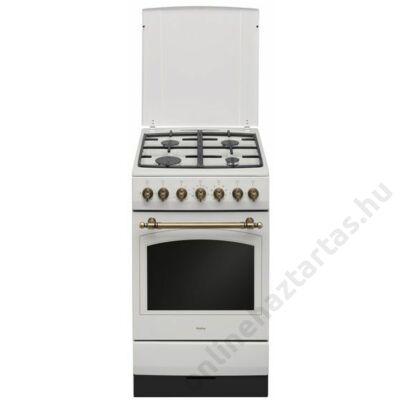 Amica-55454-515GE2-33ZpMsDpACi-Rusztikus-tuzhely