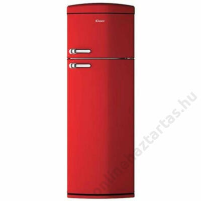 Candy-CVRDS6174R-Retro-hűtő