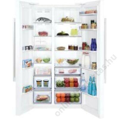 Beko GN163120 side by side hűtőszekrény fehér A+ NoFrost 5 év garanciával