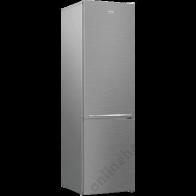 Beko-RCNA406i40XB-alulfagyasztós-inox-nofrost-kombinált-hűtőszekrény