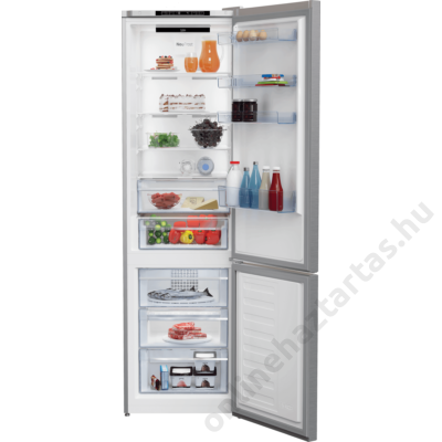 Beko-MCNA-406i40XB-no-frost-kombinált-hűtő