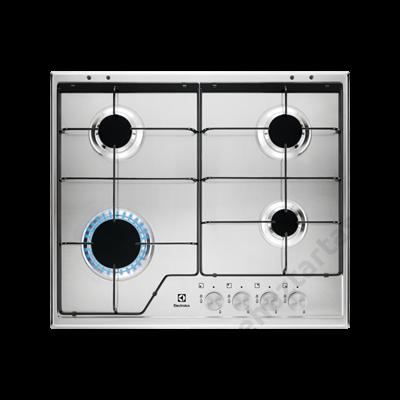 elektrolux-kgs6424sx-főzőlap-beépíthető-gáz