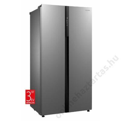 Navon S510 amerikai hűtőszekrény 335/175 liter inox A+ NoFrost 3 év garancia