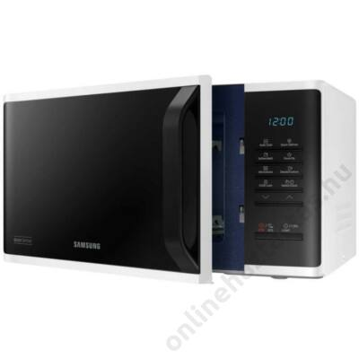 Samsung MS23K3513AW/EO mikrohullámú sütő 23 literes 2 év garancia