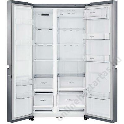 LG GSB760PZXZ amerikai hűtő