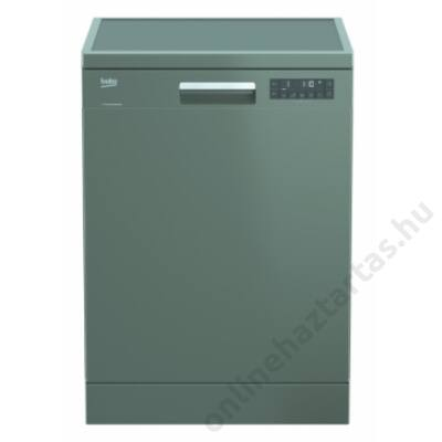 Beko DFN28422 G 60 cm széles mosogatógép 2 év garanciával