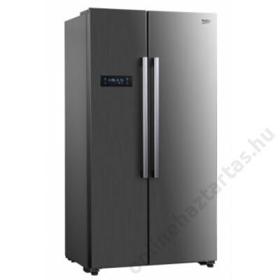 Beko GNO5221 XP side by side hűtőszekrény 2 év garanciával