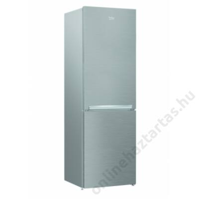 Beko RCSA330K30 XPN alulfagyasztós inox hűtőszekrény 2 év garanciával