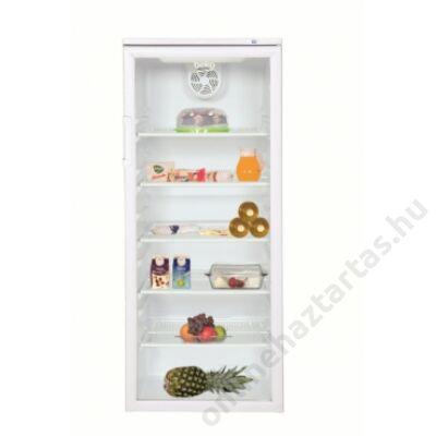 Beko WSA29000 üvegajtos hűtőszekrény 5 év garanciával