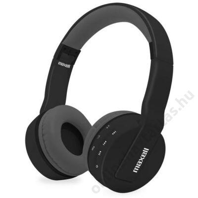 maxell-bt800-fekete-bluetooth-fejhallgató