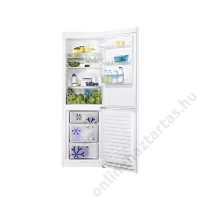 zanussi-zrb34103wa-kombinált-hűtőszekrény
