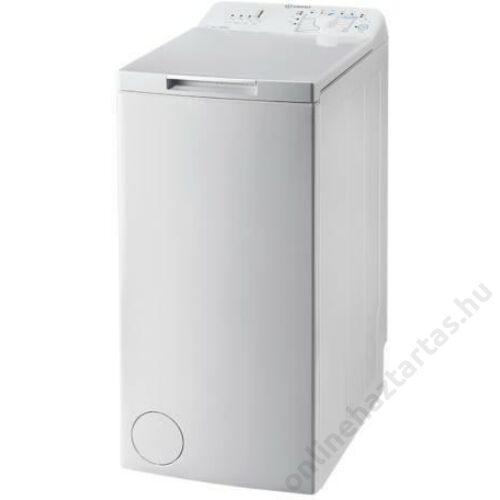 Indesit BTWL50300 EU/N felültöltős mosógép