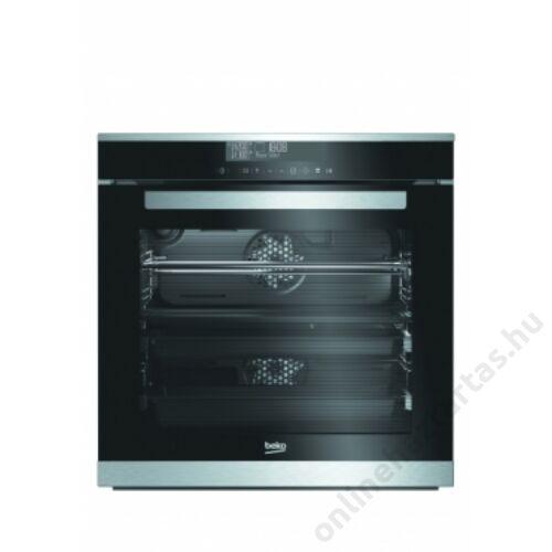 Beko BVR35500 XMS beépíthető sütő 5 év garanciával