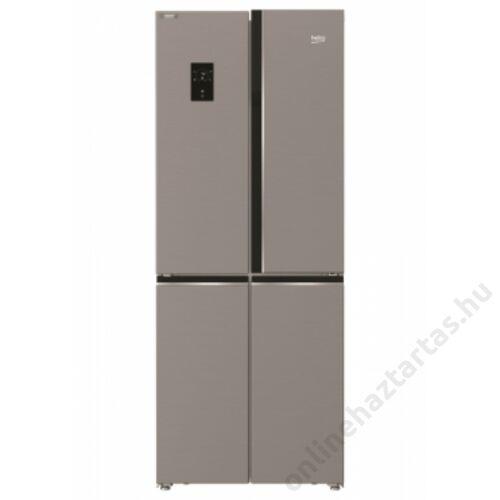 Beko GNE480E30 ZXP side by side hűtőszekrény 5 év garanciával