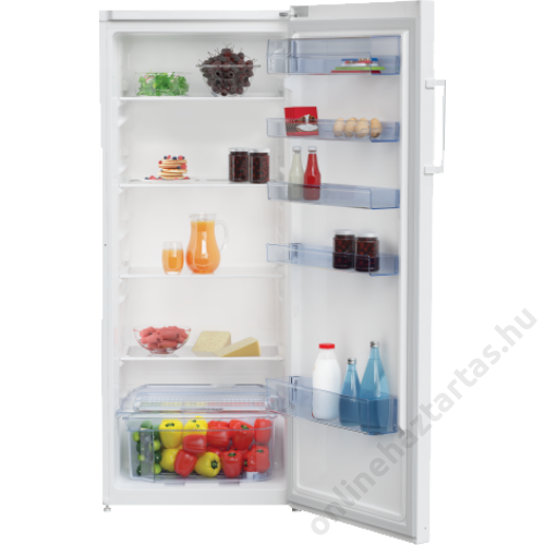 beko-rssa290m23-wn-egyajtos-hutoszekrenyBeko RSSA290M23 W egyajtós hűtőszekrény 2 év garanciával