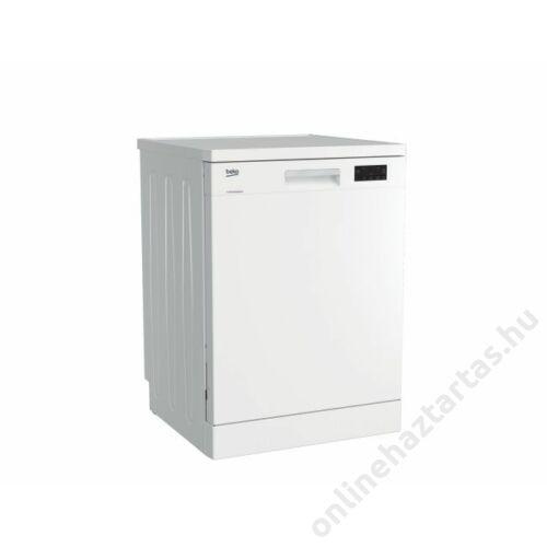 Beko MDFN26431W mosogatógép 14 terítékes A++ 2 év garanciával