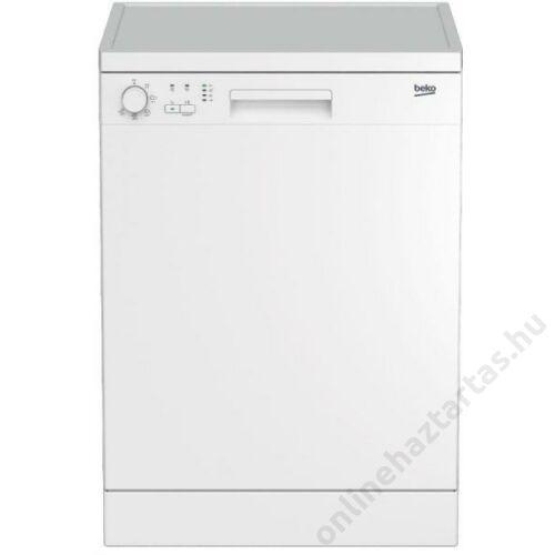 Beko DFN05311 W 60 cm széles mosogatógép 2 év garanciával