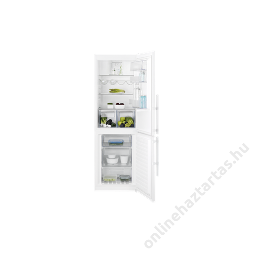 elektrolux-en3453mow-hűtő-alulfagyasztós