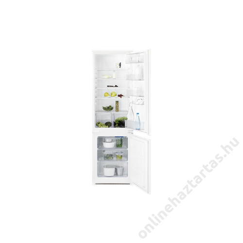 elektrolux-enn2800bow-hűtő-beépíthető-alulfagyasztós