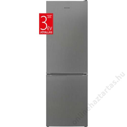 navon-ref-278-x-a-inox-alulfagyasztós-hűtőszekrény