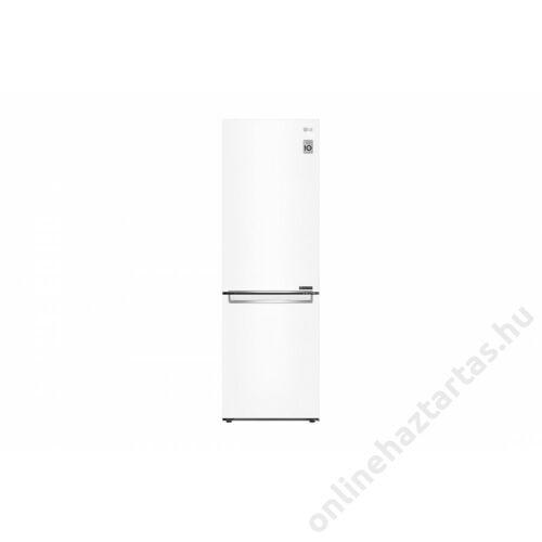 LG-GBB661SWJZN-kombinált-hűtőszekrény