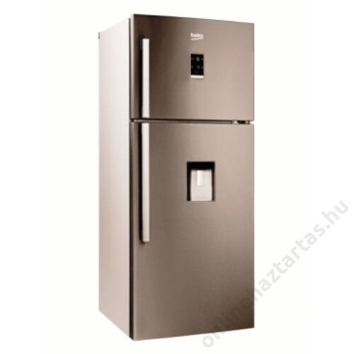 Beko DN156720 DX felülfagyasztós hűtő NoFrost 5 év garanciával