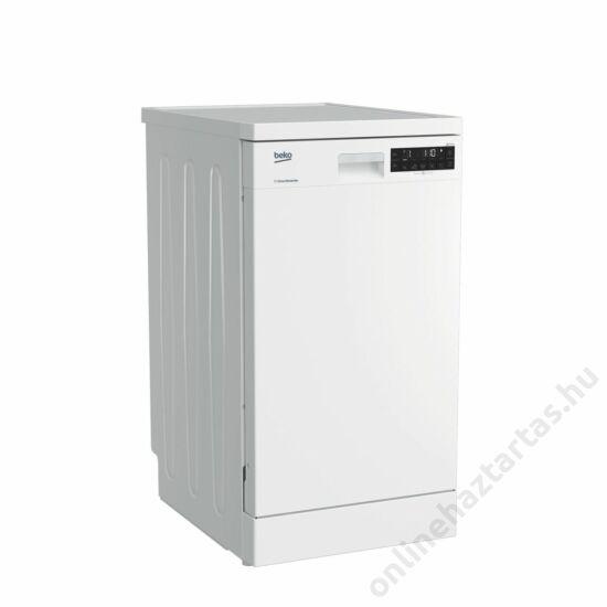 Beko DFS28021 W 45 cm széles mosogatógép 2 év garanciával