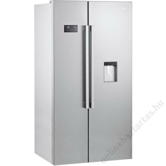 Beko GN163221 XB side by side hűtőszekrény 5 év garanciával NoFrost A+