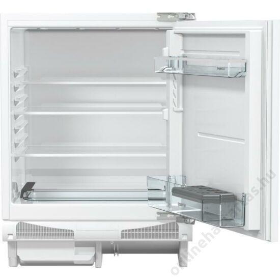 gorenje-riu6092aw-pultaláépíthető-hűtőszekrény