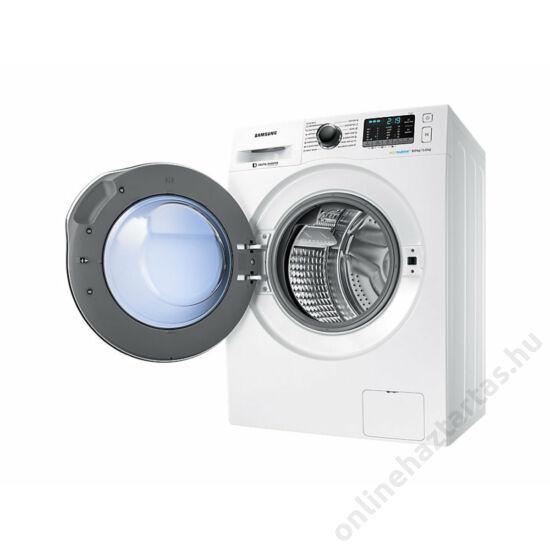 Samsung-WD80J5A10AW/LE-Moso-Szaritogep-Eco-Bubble