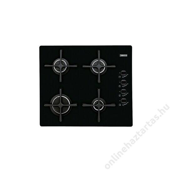 zanussi-zgo65414ba-beépíthető-gáz-főzőlap