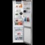 Kép 1/3 - Beko MCNA406I40 XB alulfagyasztós NoFrost hűtőszekrény 5 év garanciával