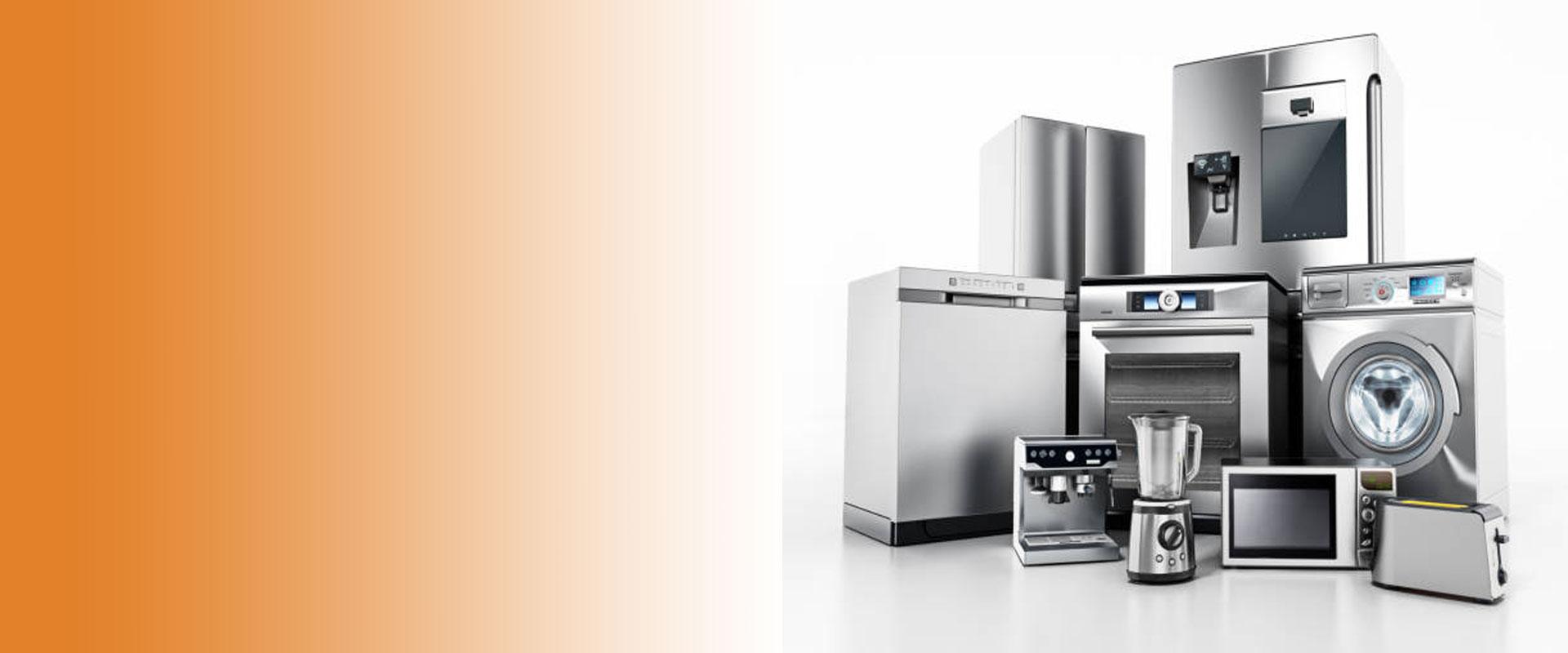 A háztartás legfontosabb gépei hivatalos forgalmazótól